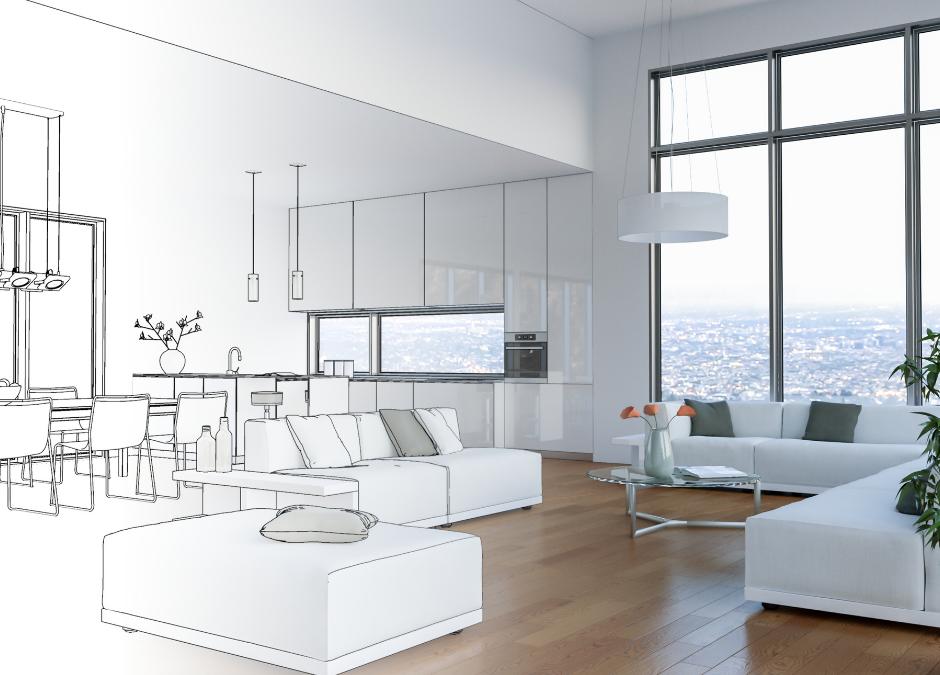 """Mieszkania """" podklucz"""" coraz popularniejsze."""